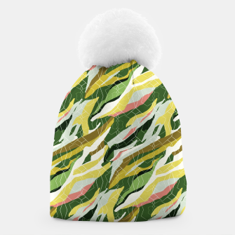 Gorgeous Green Military Beanie thumbnail image