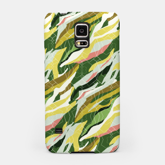 Gorgeous Green Military Samsung Case thumbnail image