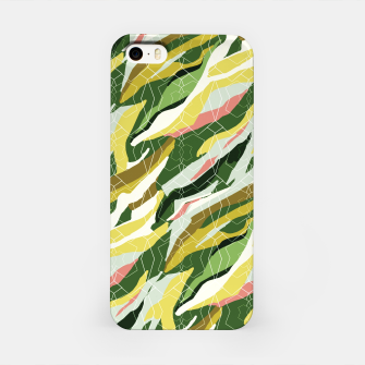 Gorgeous Green Military iPhone Case thumbnail image