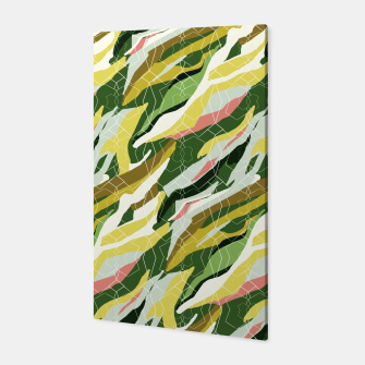 Gorgeous Green Military Canvas thumbnail image