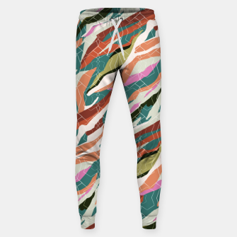 Thumbnail image of Gorgeous Blue Military Cotton sweatpants, Live Heroes