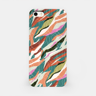 Gorgeous Blue Military iPhone Case thumbnail image