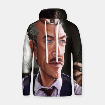 Thumbnail image of JK Simmons Cotton hoodie, Live Heroes