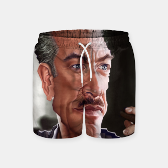 Thumbnail image of JK Simmons Swim Shorts, Live Heroes