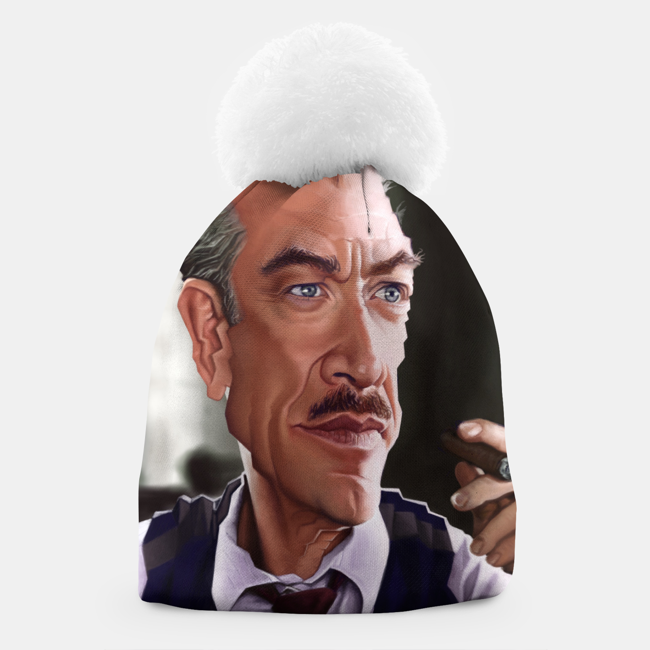 Image of JK Simmons Beanie - Live Heroes