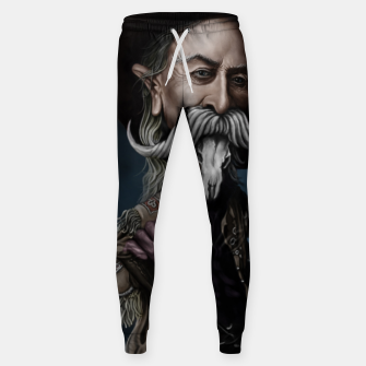 Buffalo Bill Cotton sweatpants thumbnail image