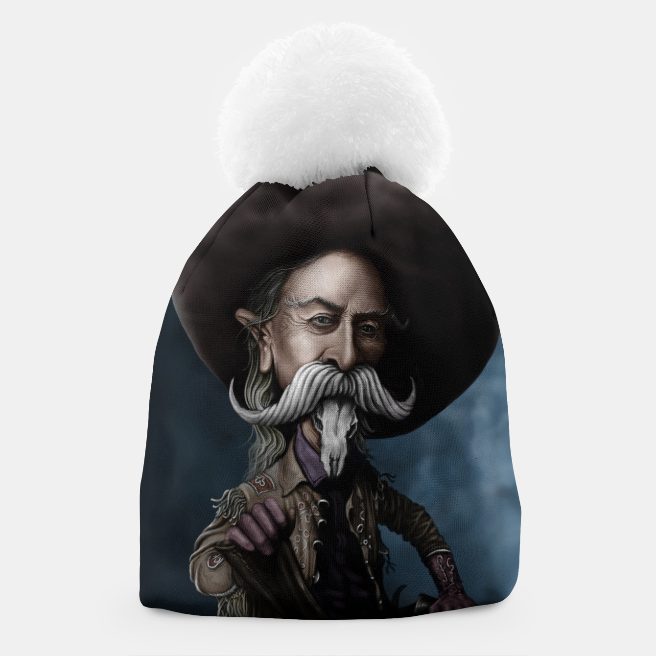 Image of Buffalo Bill Beanie - Live Heroes