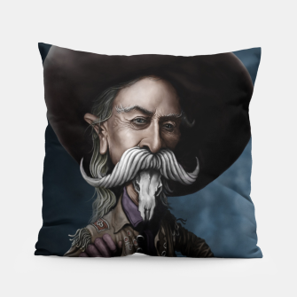 Thumbnail image of Buffalo Bill Pillow, Live Heroes