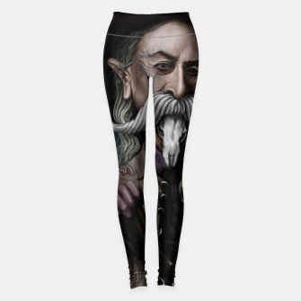 Thumbnail image of Buffalo Bill Leggings, Live Heroes