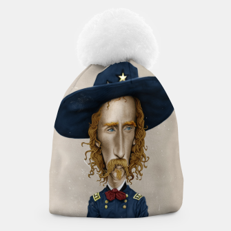 Thumbnail image of General George Custer Beanie, Live Heroes