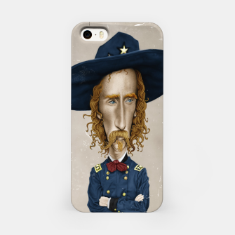 Thumbnail image of General George Custer iPhone Case, Live Heroes