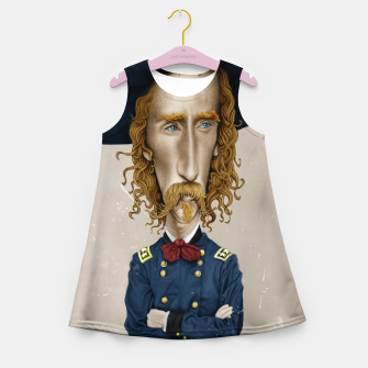 Thumbnail image of General George Custer Girl's summer dress, Live Heroes