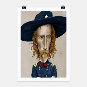 General George Custer Poster thumbnail image