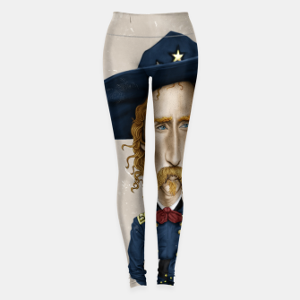 Thumbnail image of General George Custer Leggings, Live Heroes