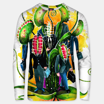 Thumbnail image of plant workers Cotton sweater, Live Heroes