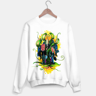 Thumbnail image of plant workers Sweater regular, Live Heroes