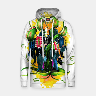 Thumbnail image of plant workers Cotton hoodie, Live Heroes