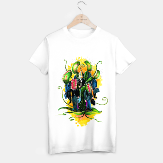 Thumbnail image of plant workers T-shirt regular, Live Heroes