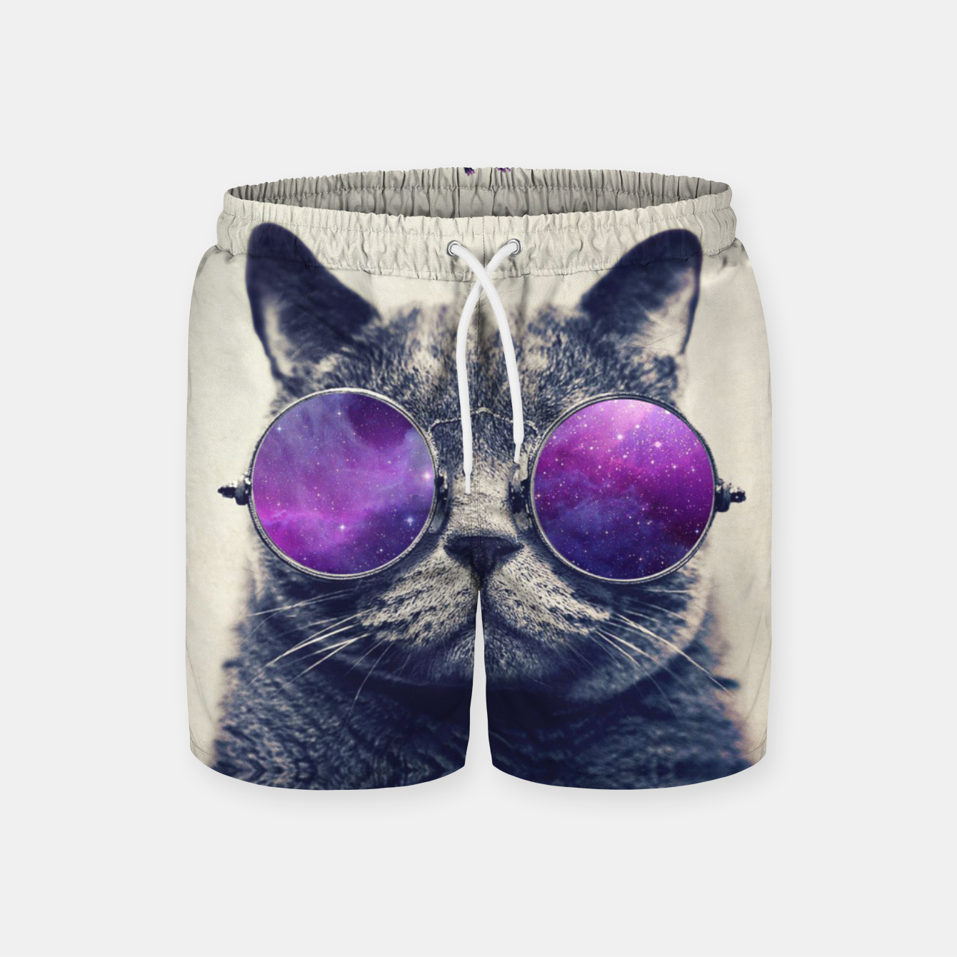 Image of BITCHES LOVE CATS Shorts - Live Heroes