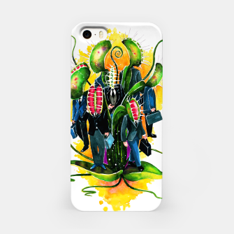 Thumbnail image of plant workers iPhone Case, Live Heroes