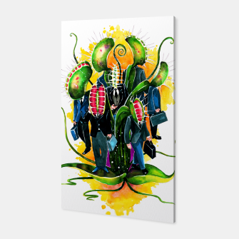 Thumbnail image of plant workers Canvas, Live Heroes