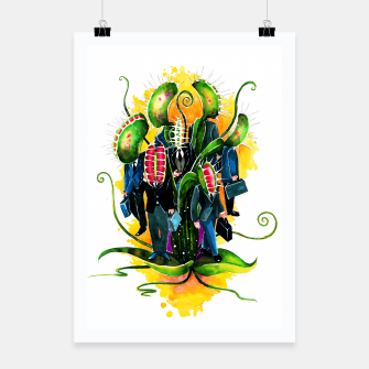 Thumbnail image of plant workers Poster, Live Heroes