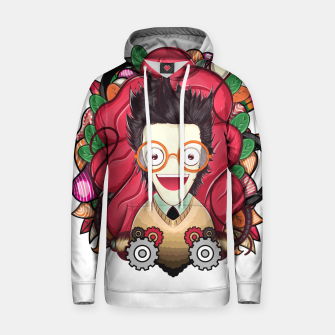Thumbnail image of Smart Boy Cotton hoodie, Live Heroes