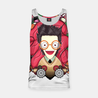 Thumbnail image of Smart Boy Tank Top, Live Heroes