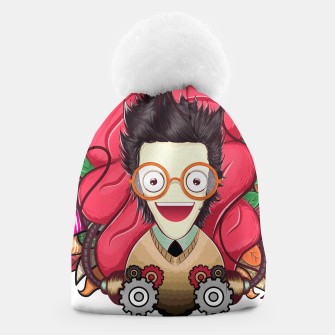 Thumbnail image of Smart Boy Beanie, Live Heroes