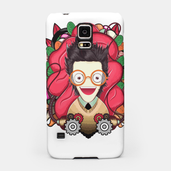 Thumbnail image of Smart Boy Samsung Case, Live Heroes