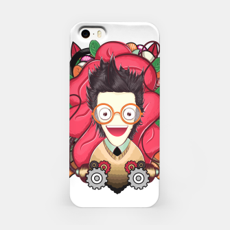 Thumbnail image of Smart Boy iPhone Case, Live Heroes