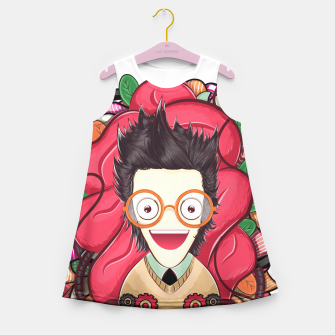 Thumbnail image of Smart Boy Girl's summer dress, Live Heroes
