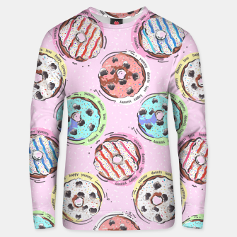 Miniatur Donuts Cotton sweater, Live Heroes