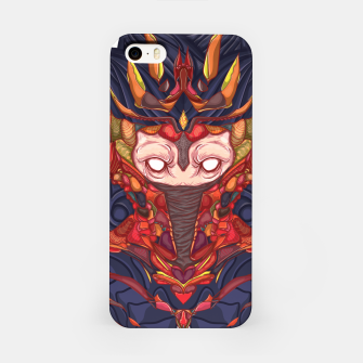 Thumbnail image of Scary Spy iPhone Case, Live Heroes