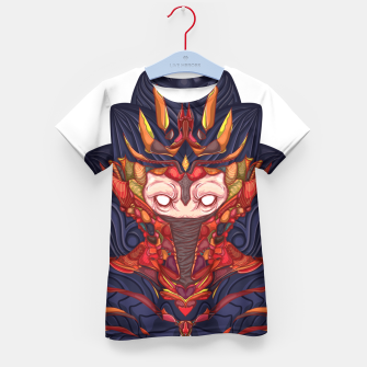 Thumbnail image of Scary Spy Kid's t-shirt, Live Heroes