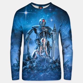 Thumbnail image of The Quantum Warrior Cotton sweater, Live Heroes