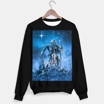 Thumbnail image of The Quantum Warrior Sweater regular, Live Heroes