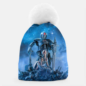 Thumbnail image of The Quantum Warrior Beanie, Live Heroes