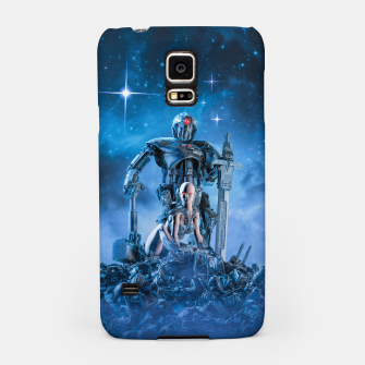 Thumbnail image of The Quantum Warrior Samsung Case, Live Heroes