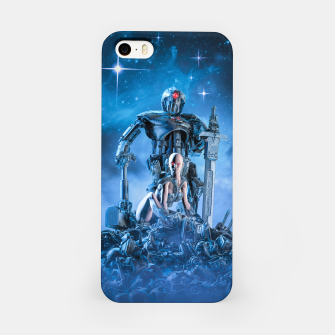 Thumbnail image of The Quantum Warrior iPhone Case, Live Heroes