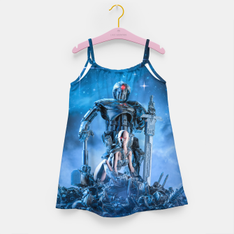 Thumbnail image of The Quantum Warrior Girl's dress, Live Heroes