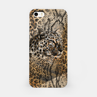 Thumbnail image of Leopard iPhone Case, Live Heroes
