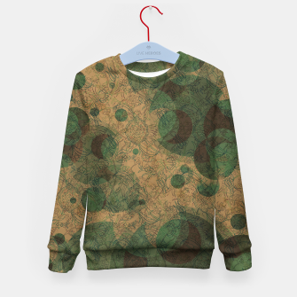 Thumbnail image of Paisleys Kid's sweater, Live Heroes