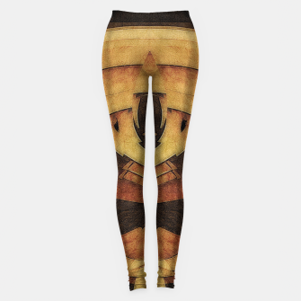 Thumbnail image of Little One Leggings, Live Heroes