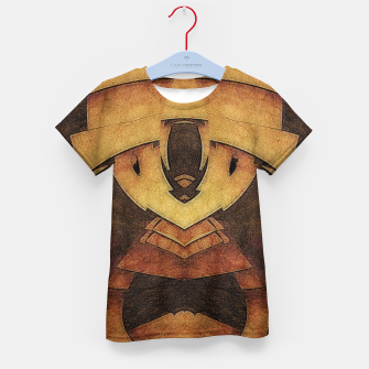 Thumbnail image of Little One Kid's t-shirt, Live Heroes