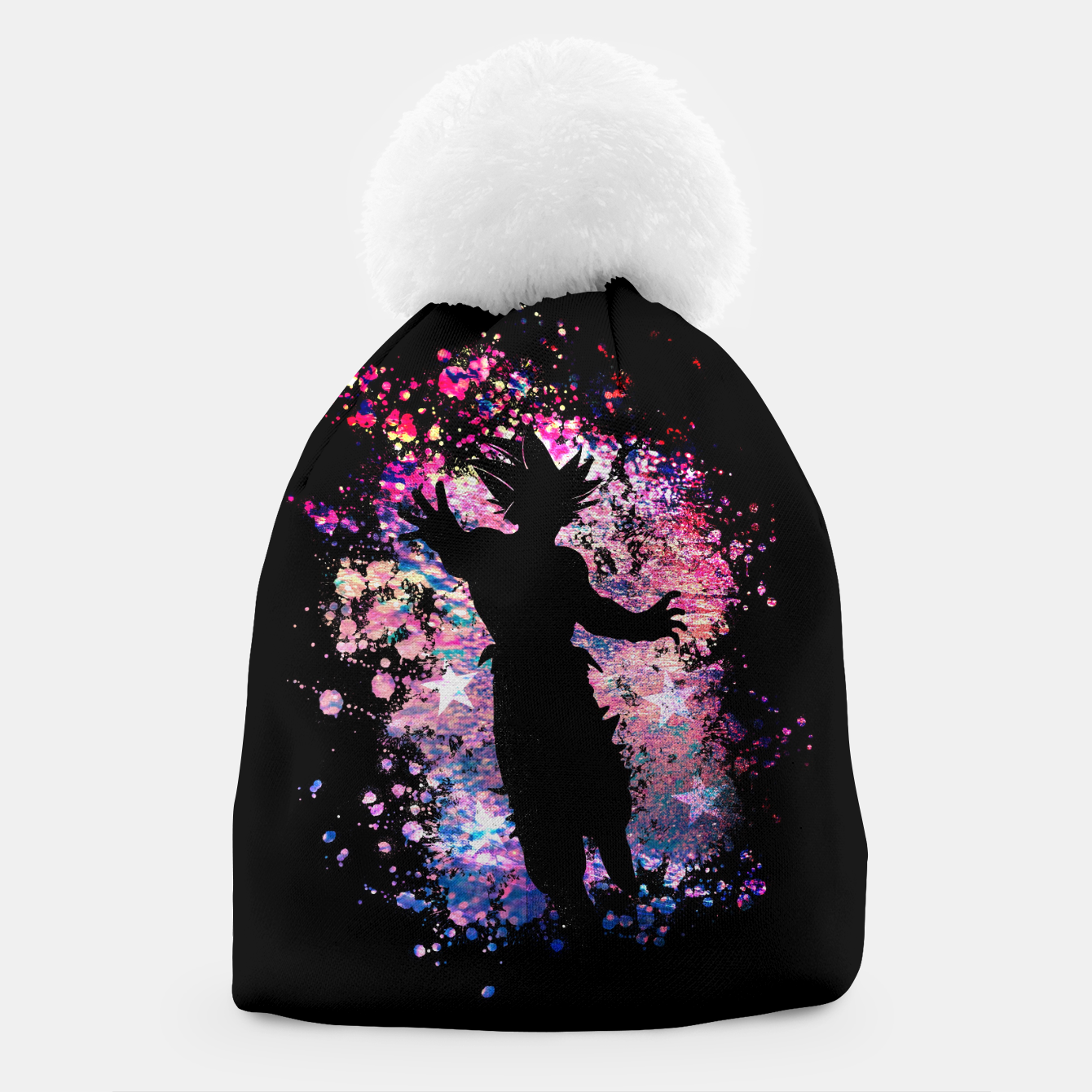 Image of The Warrior Beanie - Live Heroes