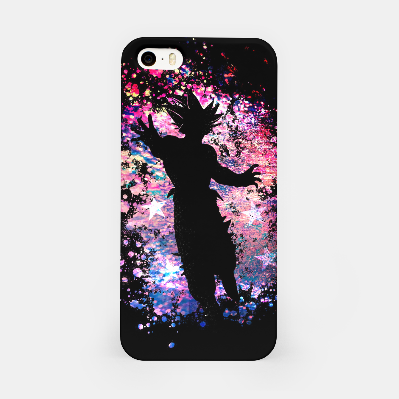 Image of The Warrior iPhone Case - Live Heroes