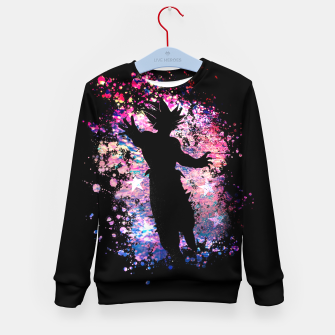 Thumbnail image of The Warrior Kid's sweater, Live Heroes