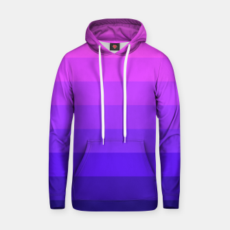 Thumbnail image of PINK&PURPLE Cotton hoodie, Live Heroes