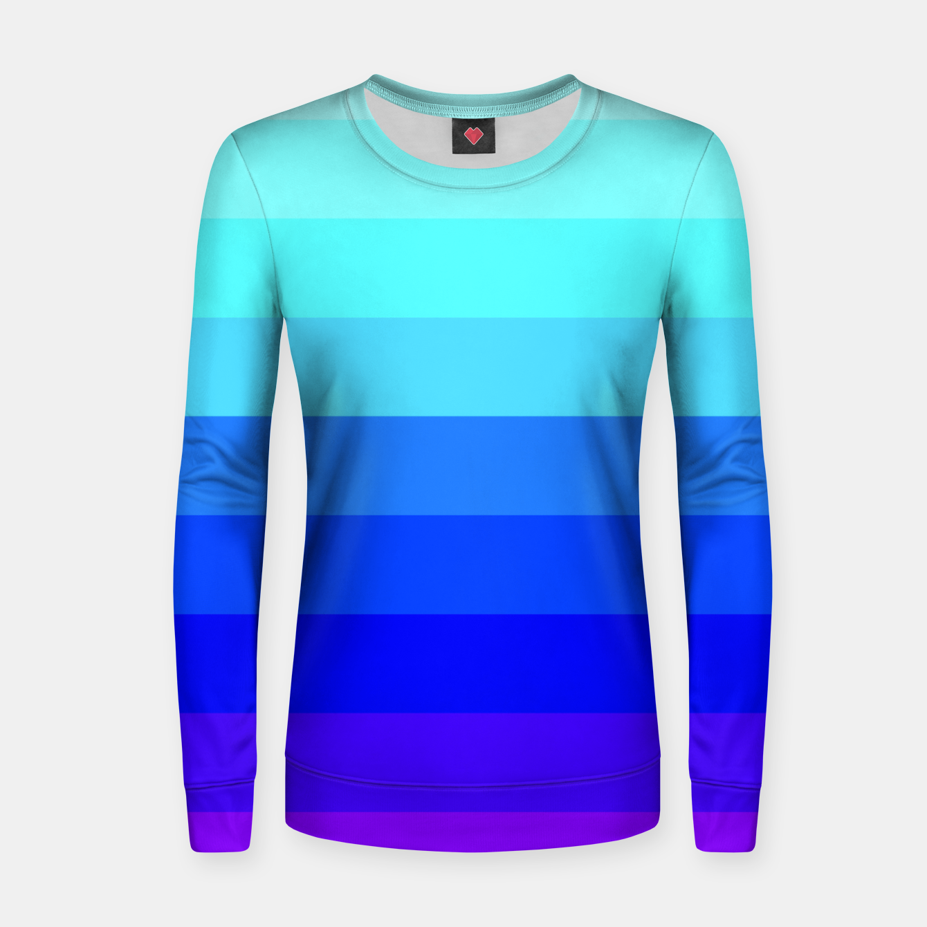 Image of COLORS Woman cotton sweater - Live Heroes